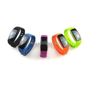 Smart band ID107 Smart Bracelet Heart Rate Monitor