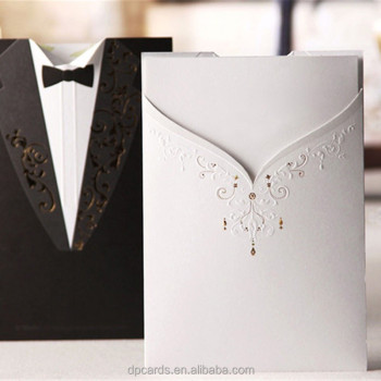 unique wedding invitations wedding cards in yiwu free sample wedding