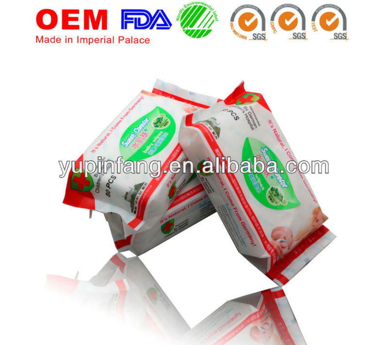 80 pcs baby wipe,wet wipes manufacturing machine