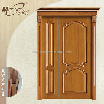 Nigeria main entrance narra wood door design buy nigeria for Door design nigeria