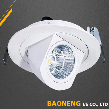 Recessed Downlight Gimbal Downlight Directional Led Downlight