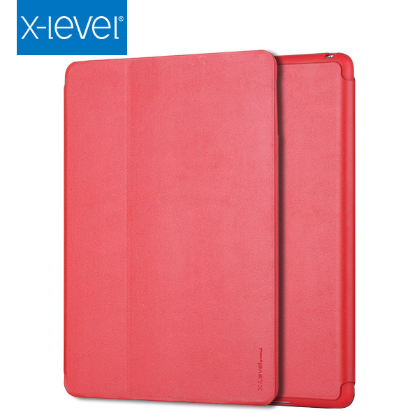 X-Level Factory Customized 12.9 Inch PU Leather Stand Tablet Case For iPad Pro Cover