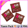 yason chocolate plastic bag clear plastic bag with cheap custom shopping plastic bags with handle