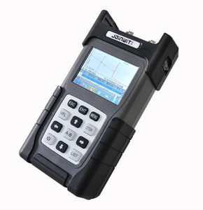 JW3302 OTDR With 650 nm visible light source / 1000 test records storage/ USB/RS-232 data interface