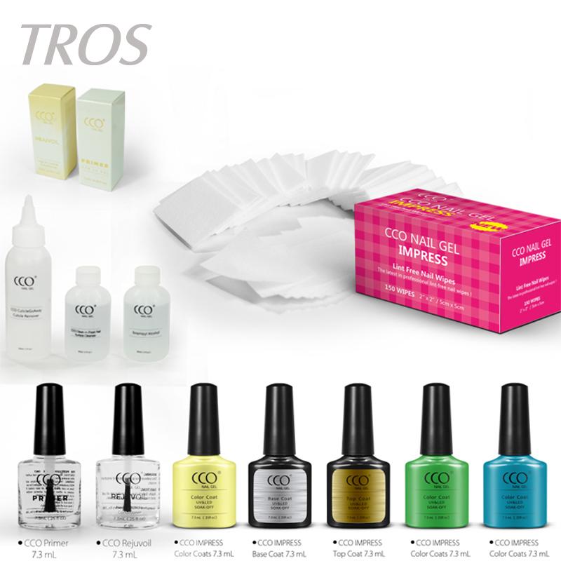 f3a39ee459b CCO nail polish set With Handle 0.25 oz 89 color can choose organic gel  nail polish