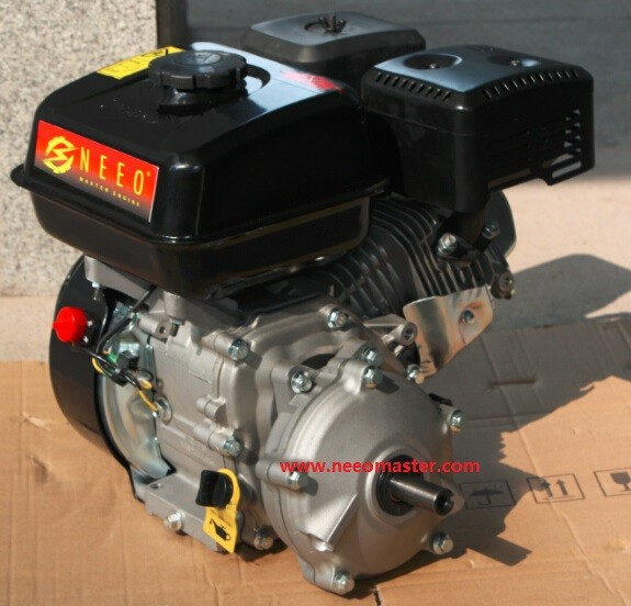 NM160, NM200, 5.5HP, 6.5HP, 168F, 1/6 reductie Benzinemotor