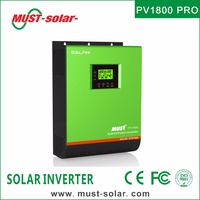 <Must solar >Manufacturer supply 4kw 3200qw 2400w solar charger inverter 60A mppt solar charge controller solar power