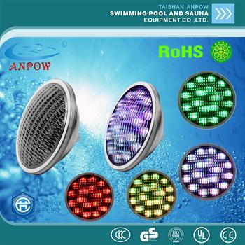 Anpow Swimming Pool Bottom Lighting Night Illumination Light ...