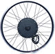 New high quality brushless gearless dc 48v 1500 watt electric bicycle wheel hub motor