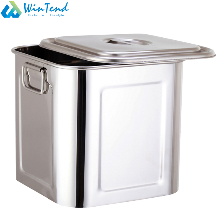 Professional Food Storage Containers Part - 32: Square Stainless Steel Food Storage Containers, Square Stainless Steel Food  Storage Containers Suppliers And Manufacturers At Alibaba.com