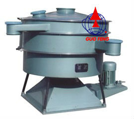 High outlet Tumbler vibration screen for Paper industry