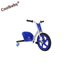 COOLBABY china factory direct supply kids 88A PU 3 wheel scooter for sale