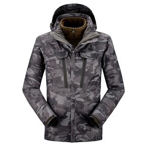 Hooded 100% Polyester Fashion Windbreaker