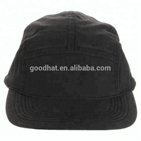 Custom your own design jockey style men fashion plain sports blank 5 panel running shallow camp snapback cap and hat