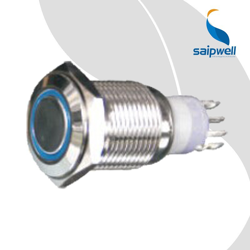 Saipwell China Professional Manufacture Ce Push Button On Off ...