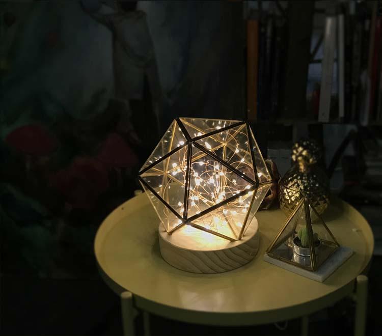 Creative-gift-Xmas-decorative-glass-dome-cover