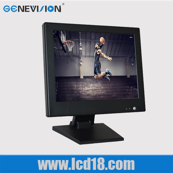 47 inch HD LCD Monitor with wireless 8 channels cctv monitor
