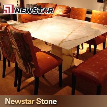 Modern Marble Dining Onyx Table Buy Onyx Table Onyx