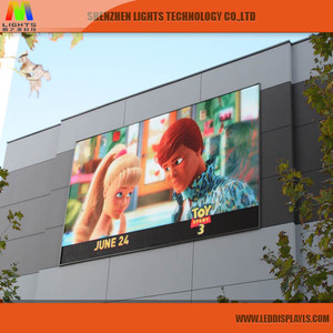 P8 outdoor digital score free led display board control software,football stadium perimeter led screen display