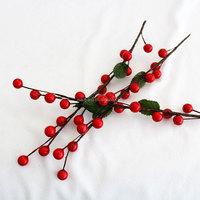 christmas decorations sales foam artificial fruit ornaments for sale
