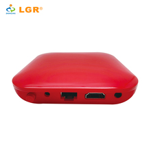 Fabbricazione professionale android8.0 box iptv supporto U DISK USB e <span class=keywords><strong>HDD</strong></span> smart tv box