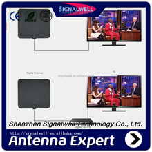Signalwell Digital Indoor 1080P TV Antenna HDTV DTV HD VHF UHF High Gain TV ANTENNA