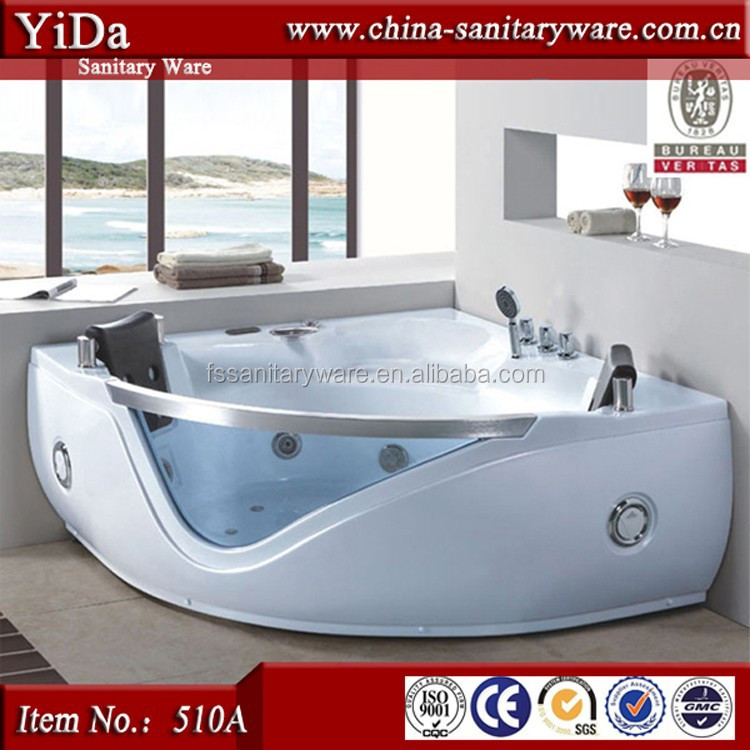 Export Whole Sanitary Ware Small Corner Bathtub,Whirlpool Bath Tub ...