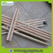 22mm diameter wooden broom stick with plastic cover