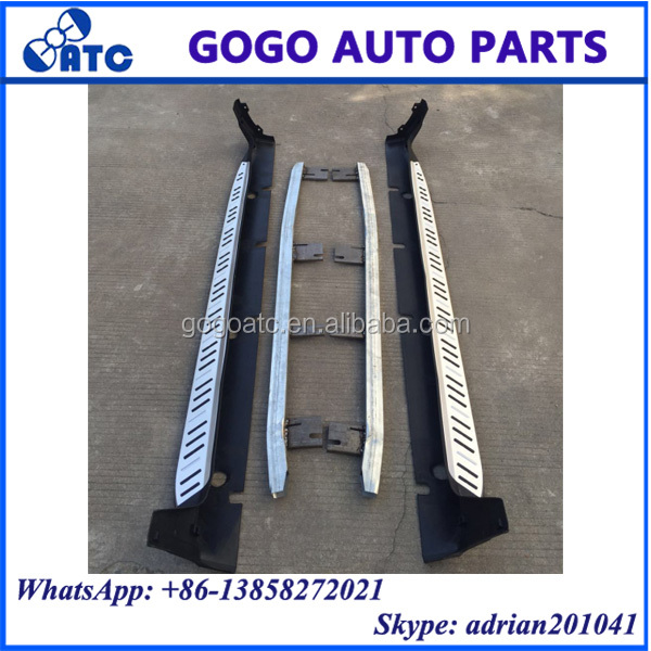 FOR PEUGEOT 3008 2017 RUNNING BOARD