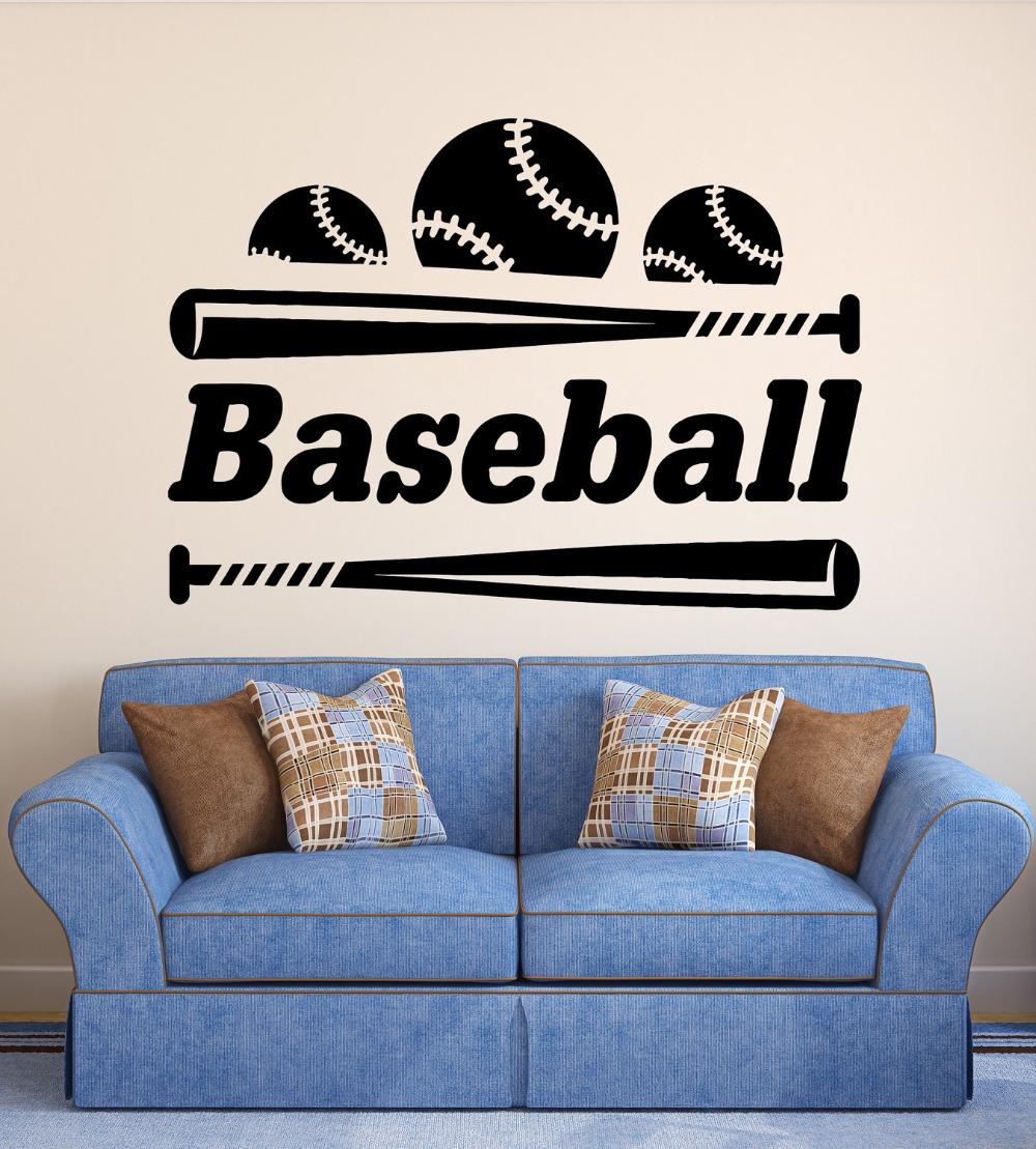 baseball wallpaper for bedrooms - photo #33