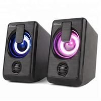 Mini Speakers Portable Computer Mp3 Speaker Player with TF card function Wholesales