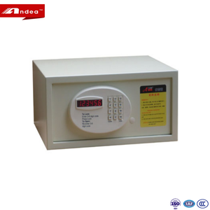 Good price digital safe deposit box hotel safe yiwu safe money box