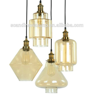 Manufacturer's Premium fancy light glass glass ball light fittings
