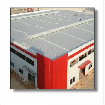 Industrial fabrication buildings, steel, light and combined