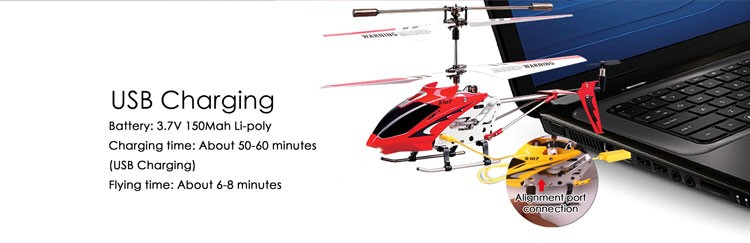 SYMA S107G for small order mini 3 ch r/c helicopter