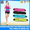 Hot sale new products outdoor elastic neroprene waterproof waist bag,sports running belt,running waist bag