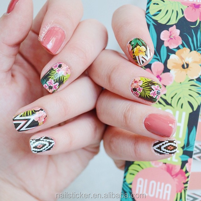 Help design and provide high quality standard nail wraps