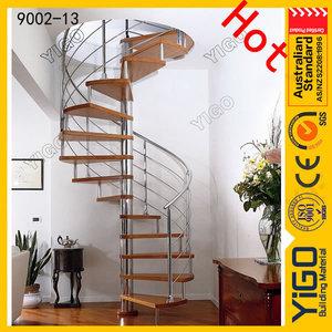 mild steel spiral staircase/spiral stair dimensions