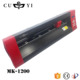 CUYI MK-1200 Red Custom Edition Vinyl Sticker Cutting Plotter Machine