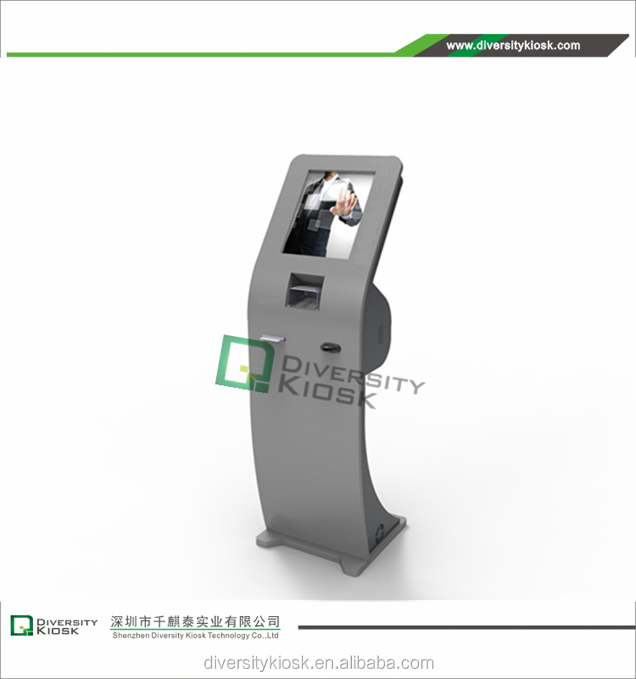 touch screen payment computer kiosk car wash payment kiosk
