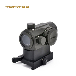 wholesale 4MOA sight scope Tactical Reticle 1*22 lens red dot