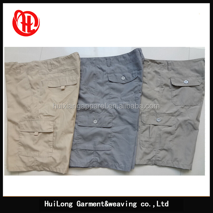 OEM Service mens 4 way stretch no problem shorts