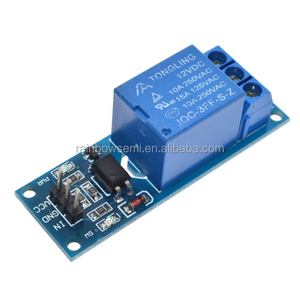 high level trigger 1 Channel 12V relay module with optical coupling isolation