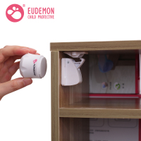 Hidden Magnetic Cabinet Cupboard Door Locks for Child Safety