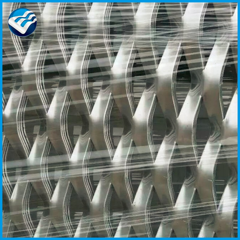 fine stretched aluminum expanded metal mesh
