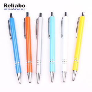Reliabo Fashion Style High Quality Promotion Metal Ball Pens For Executives