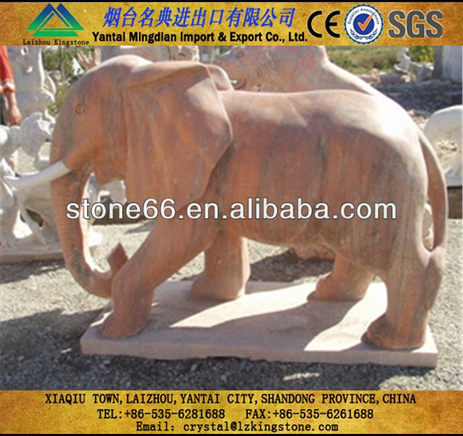 Technology natural stone mickey mouse statue