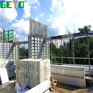 The best metal materials high quality h16 formwork beam new in construction building structural unit