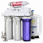 6-Stage Reverse Osmosis Drinking Water Filter System with Alkaline Mineral pH+ Remineralization Filter