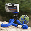Bluetooth Shutter Flexible Octopus Mini Smartphone Tripod For Camera Mobile Phone